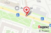 Схема проезда до компании Управляющая Компания Русский Стиль в Санкт-Петербурге