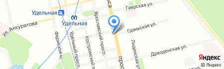 Стройка-БК на карте Санкт-Петербурга