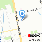 Риа-Консалт на карте Санкт-Петербурга