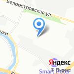 Специальные электросистемы на карте Санкт-Петербурга
