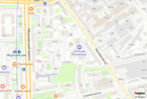 купить квартиру в ЖК Апарт-отель ARTSTUDIO Moskovsky (Артстудио Московский)
