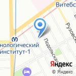 Тмг груп на карте Санкт-Петербурга