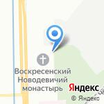 Швейная мастерская на карте Санкт-Петербурга