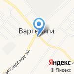 Магазин рыболовных принадлежностей на карте Санкт-Петербурга