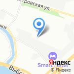 Карат на карте Санкт-Петербурга