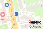 Схема проезда до компании Шью Сама в Санкт-Петербурге