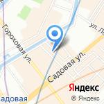 Цитомед на карте Санкт-Петербурга