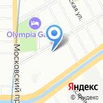 Mr.Sho Bespoke на карте Санкт-Петербурга