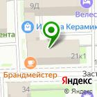 Местоположение компании ПожсервисПирант