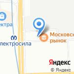 Sharm на карте Санкт-Петербурга
