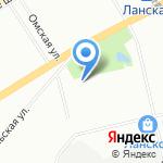 Первая Премия на карте Санкт-Петербурга