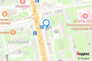 Комната в Санкт-Петербурге пр-т Энгельса, 55