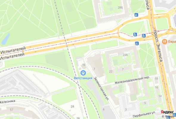 жилой комплекс Светлана