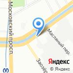 Вельтакс на карте Санкт-Петербурга