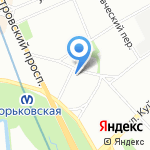 Совкомбанк на карте Санкт-Петербурга
