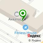 Местоположение компании Октавиан.СПб