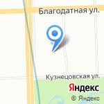 Санкт-Петербургский государственный технологический институт (технический университет) на карте Санкт-Петербурга