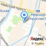 El Grano на карте Санкт-Петербурга