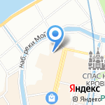 Стомадеус на карте Санкт-Петербурга