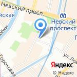Sartoriale на карте Санкт-Петербурга