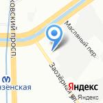 MyLook на карте Санкт-Петербурга