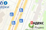 Схема проезда до компании Магазин обуви на проспекте Энгельса в Санкт-Петербурге
