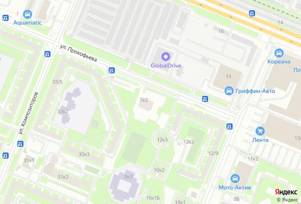 купить квартиру в ЖК Шуваловский Park (Шуваловский Парк)