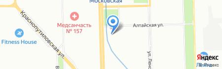 Стандарт-7 на карте Санкт-Петербурга