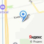 Офис-Директ на карте Санкт-Петербурга