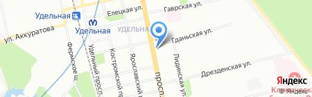 Банкомат Ханты-Мансийский Банк Открытие ПАО на карте Санкт-Петербурга