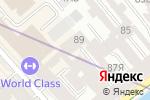 Схема проезда до компании Врачи детям в Санкт-Петербурге