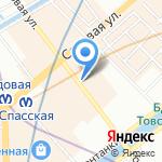 ЭЛЬО УРУСЭЛЬ на карте Санкт-Петербурга