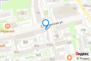Сдается студия в Санкт-Петербурге Смоленская,13