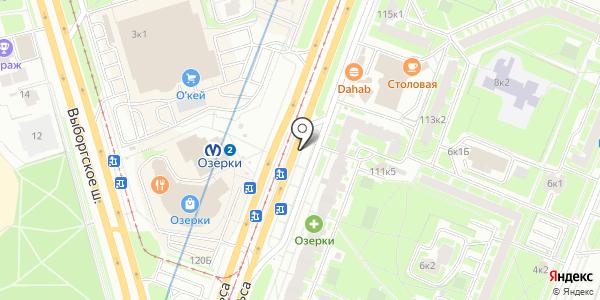 Билайн. Схема проезда в Санкт-Петербурге