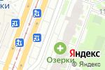 Схема проезда до компании Киоск по продаже овощей и фруктов в Санкт-Петербурге