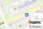 Схема проезда до компании Мадлен в Санкт-Петербурге