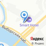 Beskin на карте Санкт-Петербурга
