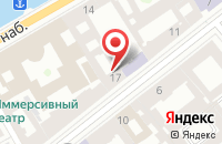 Схема проезда до компании Туртл Даймонд Рекордз в Санкт-Петербурге