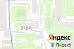 Схема проезда до компании АэроТур в Санкт-Петербурге