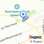 DREAMCOMP на карте Санкт-Петербурга