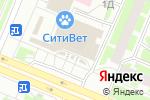 Схема проезда до компании Пункт приема металлолома в Санкт-Петербурге