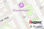 Схема проезда до компании Eurolibra в Санкт-Петербурге