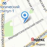 Fireplaces & Stoves на карте Санкт-Петербурга