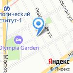ЭлектроКабельСервис на карте Санкт-Петербурга