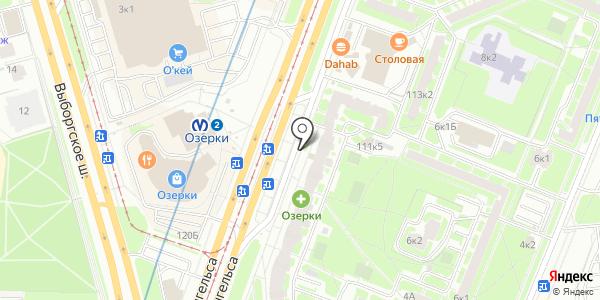 Добрыня. Схема проезда в Санкт-Петербурге