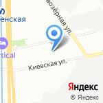 Центр остеопатии и здоровья на карте Санкт-Петербурга