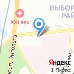 Ортодонтическая студия доктора Леонида Горбунова на карте Санкт-Петербурга