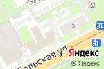 Схема проезда до компании Jefferson в Санкт-Петербурге