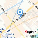 Assembly на карте Санкт-Петербурга