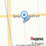 Справедливость консалт на карте Санкт-Петербурга